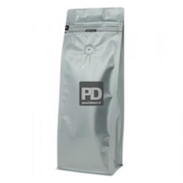 Flat bottom pouch with zipper / Box pouch