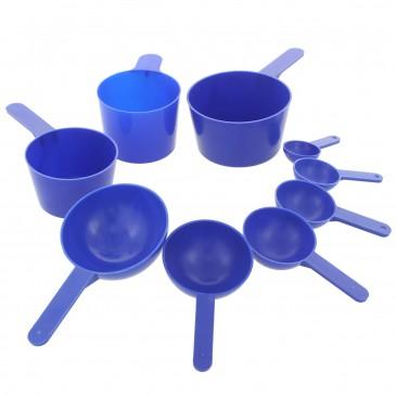 Cucharas Medidoras -80 ml-Azul